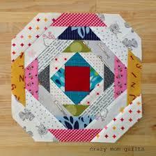 Best 25+ Crazy quilt tutorials ideas on Pinterest | Crazy quilt ... & crazy mom quilts: how to make a pineapple block (without paper piecing!) Adamdwight.com