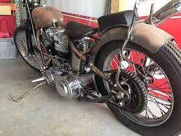 1966 panhead motorcycles for sale