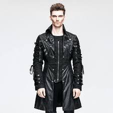 mens faux leather biker jackets whole punk rock men faux leather motorcycle jackets cool garage heavy mens faux leather biker jackets