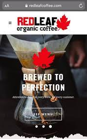 Open a walmart credit card to save even more! Red Leaf Organic Coffee Co Home Facebook