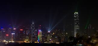 What Time Is The Light Show In Hong Kong File Hong Kong Victoria Harbor Light Show Jpg Wikimedia