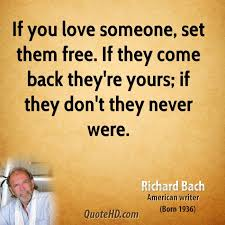 Free Love Quotes Magnificent Richard Bach Love Quotes QuoteHD