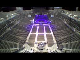 Centurylink Center Bossier City Seating Chart Concert Setup Centurylink Center Omaha Youtube