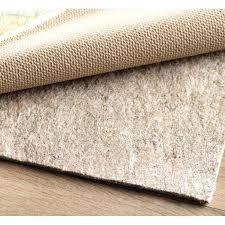 rug pad corner canada pads felt 9x12 rug pad