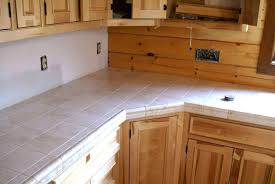 ceramic tile countertops kitchen fresh concrete s home improvement can you put over laminate