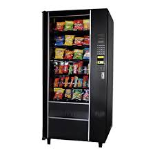 Vending Machine Financing Awesome Used Automated Products LCM48 Snack Vending Machine
