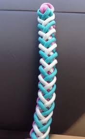 Double Corset Spine Paracord Bracelet