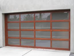 image of frosted glass garage door ideas