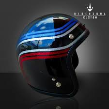 Koi Helmet Size Chart Multi Coloured Stripes Helmet
