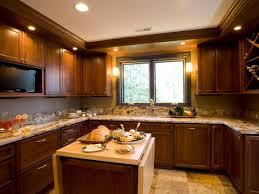 portable kitchen island ideas.  Ideas Traditional Brown Kitchen With Granite Countertop Portable Island Ideas