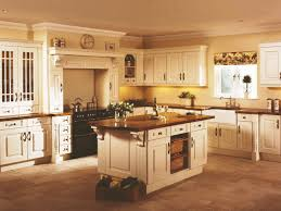 image of ercream kitchen cabinets