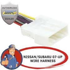 metra 70 7552 nissan subaru 07 up wire harness metra 70 7552 nissan subaru wire harness