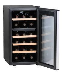 haier wine refrigerator. Beautiful Refrigerator Haier HVTS18DABB 18 Bottle Wine Cellar  Inside Refrigerator 2