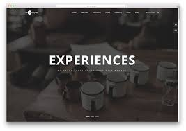 Photography Website Templates Impressive 48 Best Portfolio Website Templates [HTML WordPress] 48 Colorlib