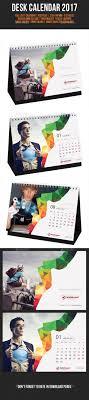 corporate desk calendar 2018 v04