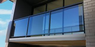 glass railing reviews installation and
