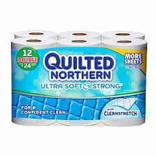 $1.00/1 Quilted Northern Bath Tissue Coupon (9 mega rolls) & quilted northern bath tissue coupon Adamdwight.com