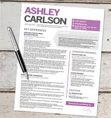Extraordinary Innovative Resume Designs About the ashley Resume Design  Graphic Design Marketing Sales