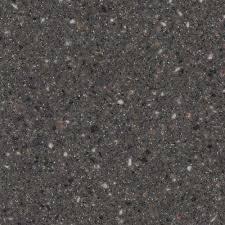 solid surface countertop sample in graphite granite
