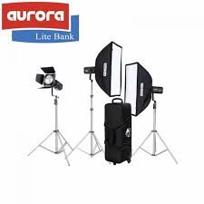 aurora 300w 3 light packager