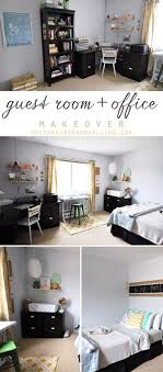 office makeover. Guest Room Office Makeover Reveal S