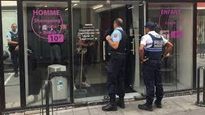 Lunel Contrôles De Gendarmerie Dans Des Bars Et Des Salons