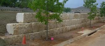 Seating Wall Blocks Quality Stone Company Quarry Blocks