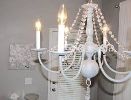 fabulous chandelier makeover summer adams