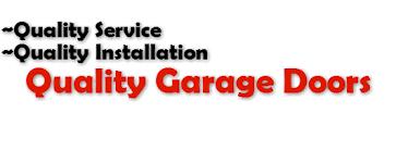 quality garage doorsQuality Garage Door