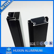 6063 anodized aluminum profile for windows and doors