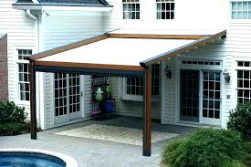 wood window awnings plans outdoor shade canopy awning wooden ideas wi