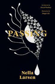 Nella larsen passing fist novel