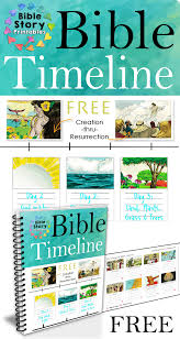 World History Chart In Accordance With Bible Chronology Pdf Free Printable Bible Timeline 200 Cards