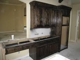 Dark Stain Kitchen Cabinets Restain Kitchen Cabinets Darker Design Porter