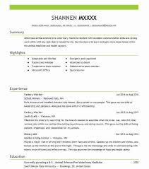 15 Animal Science Resume Examples In South Dakota Livecareer