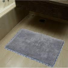 Bathroom Rugs Set Chesapeake 2 Piece Verona Pleat Trim Bath Rug Set Wayfair