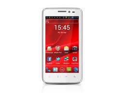 Prestigio MultiPhone 4300 DUO 4GB, бял ...