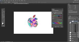 How To Create Design In Photoshop Easy Steps To Create Apple Logo In Photoshop
