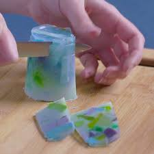 Small Picture Learn how to make DIY gemstone soaps DIY Pinterest Gemstone