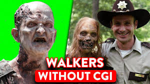The walking dead colorful zombie makeup tutorial. The Walking Dead Zombie Make Up Secrets Revealed Ossa Movies Youtube