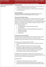 Short Term Incentive Plan Design Pwc Research Services External Training For Pdf Free Download