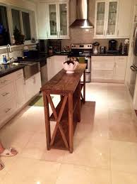 Rustic Kitchen Island Ideas Custom Decorating Design
