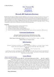 Standard Resume Resume Templates