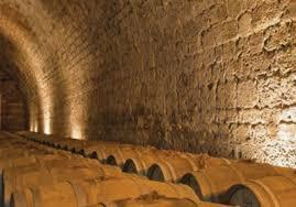 stacked oak barrels maturing red wine. Wine Barrels Stacked Oak Maturing Red B