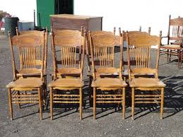 antique oak pressed back dining chairs chair design ideas on pressed back rocking chair i