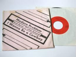 "popsike.com - BUCK BYRON & LITTLE SEIZURES Modern Problem 7"" punk 79 -  auction details"