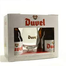 c duvel gift pack 4x33cl gl
