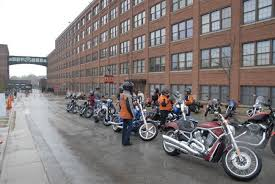 harley davidson corporate office. bring your bike to work rain or shine at corporate harleydavidson harley davidson office