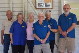 Wal and Betty Barton, Brian and Betty Trenerry, Meg Doyle ...   Buy Photos  Online   Gatton Star