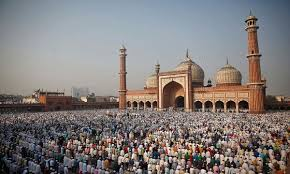 how oppressed are muslims in in review herald muslims offer eid prayers at the jama masjid delhi reuters